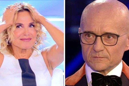 Barbara D'Urso e Alfonso Signorini, lite passata alla storia: il retroscena