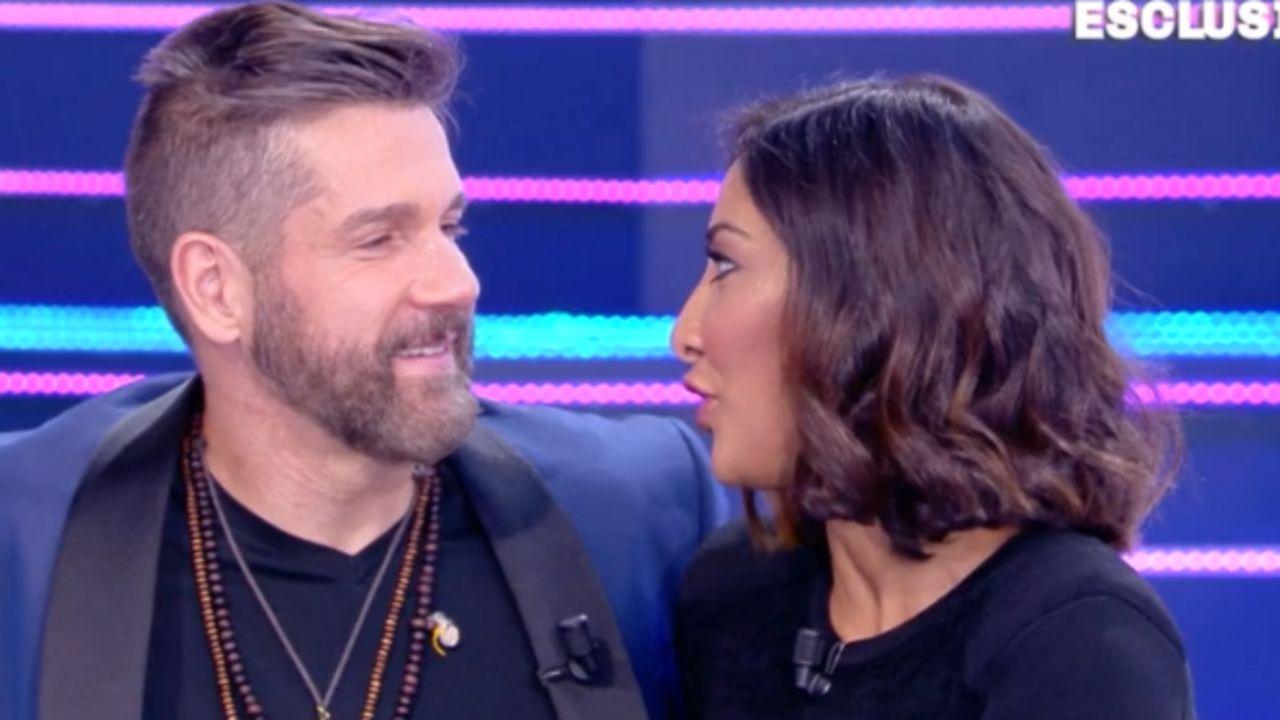 Edoardo Stoppa e Juliana Moreira