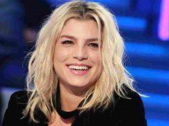 emma marrone sorride