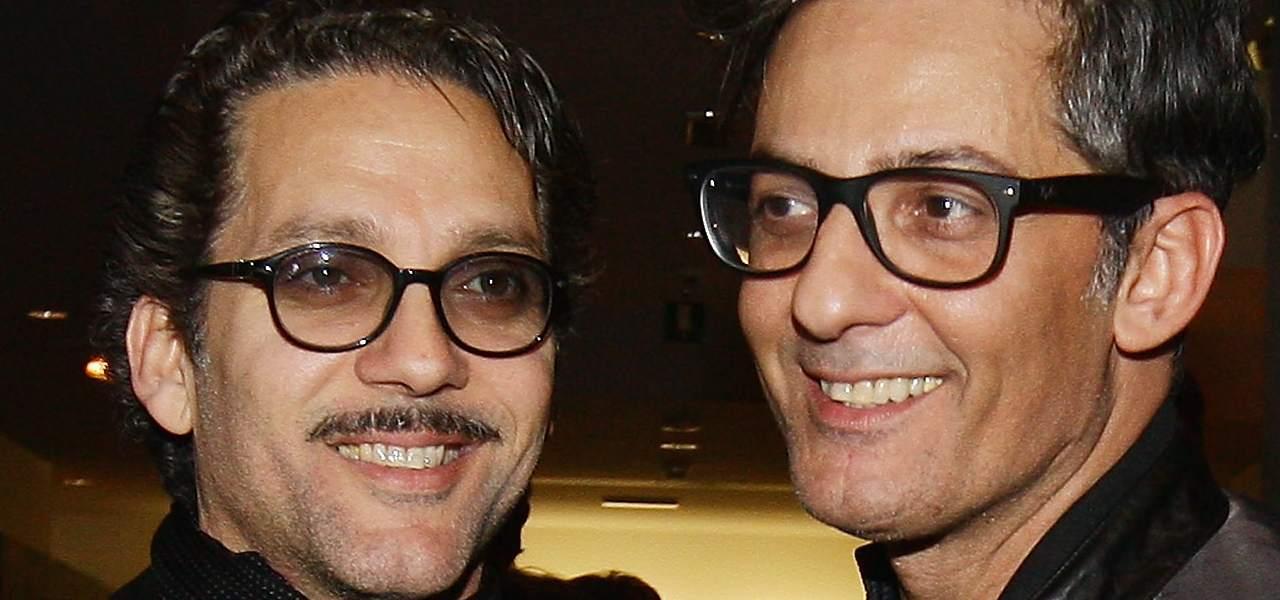 I fratelli Fiorello (Getty Images)