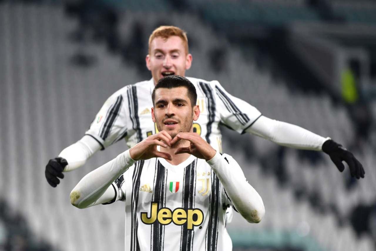 Juventus Genoa gaffe Rai