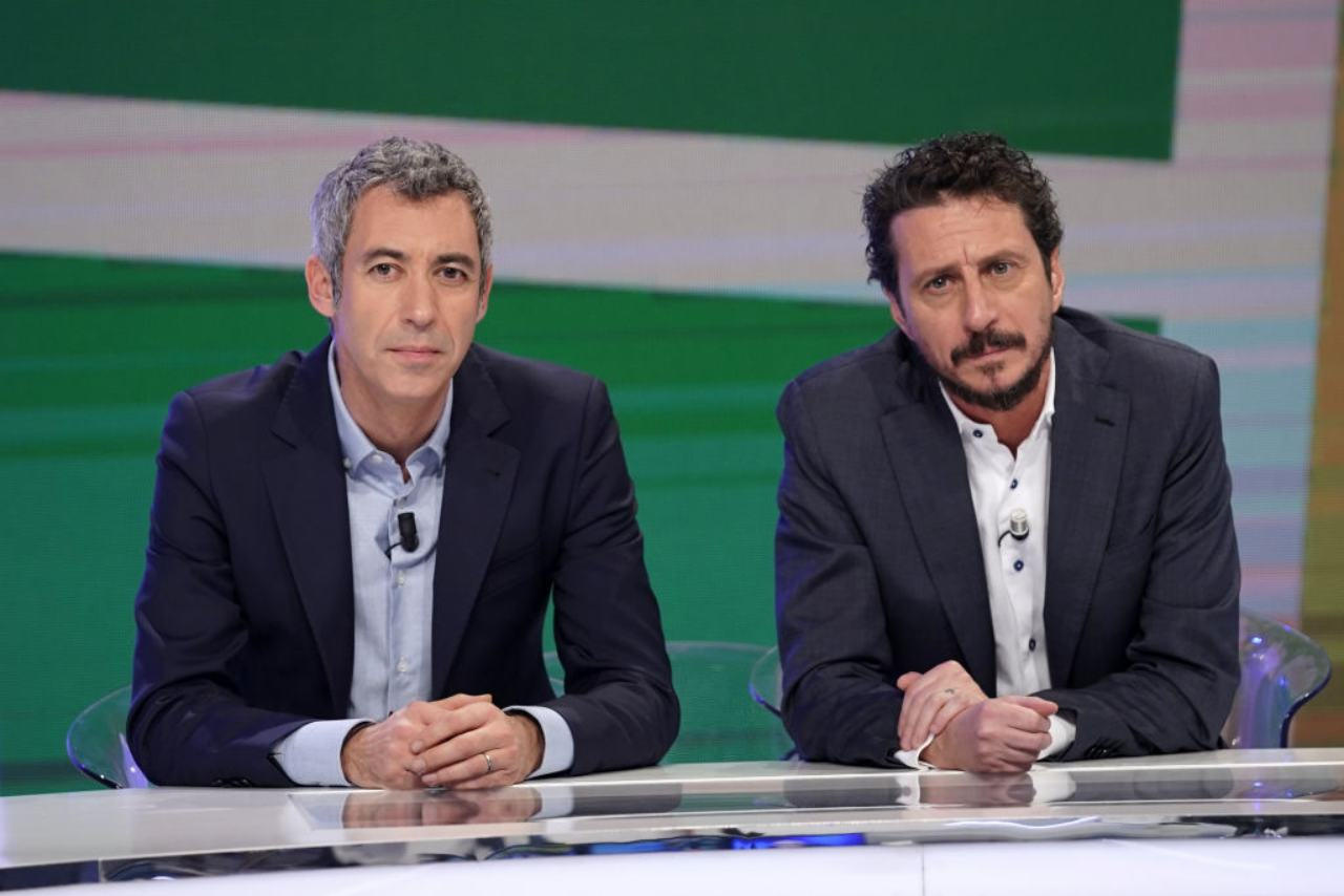 Luca e Paolo (Getty Images)