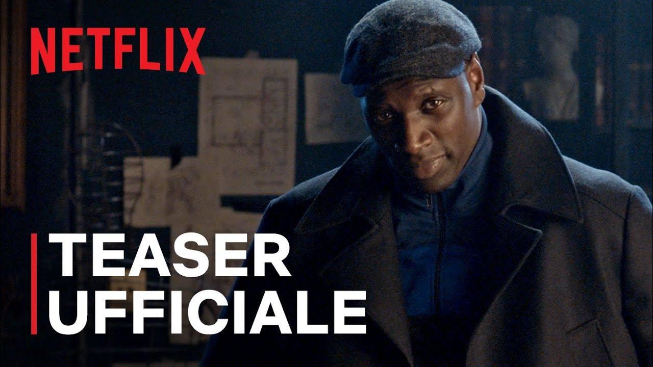 Lupin, serie tv Netflix