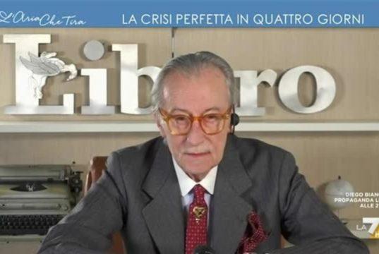Enoe Bonfanti moglie Vittorio Feltri, una grande gioia dopo il dolore