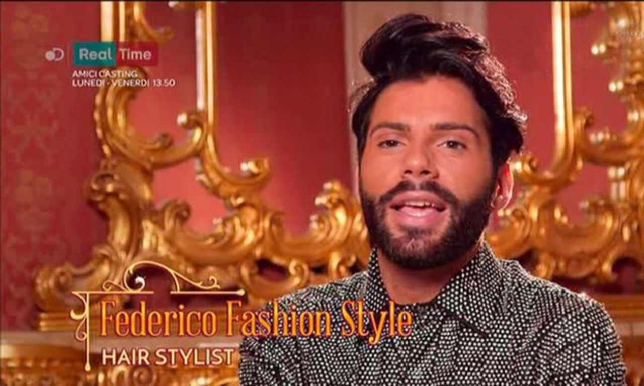 Federico Fashion Style