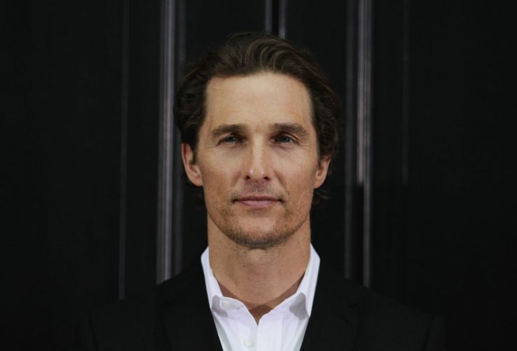 Matthew McConaughey (GettyImages)