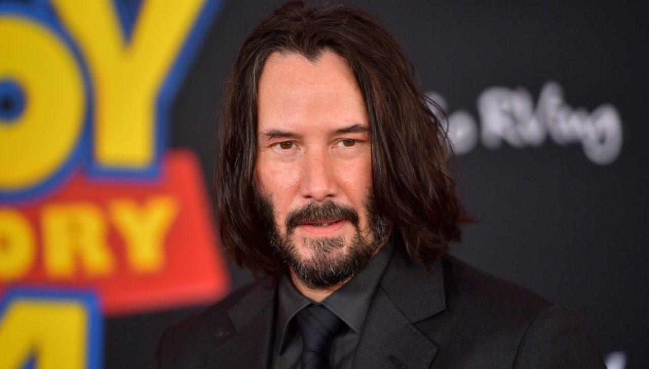 Keanu Reeves (GettyImages)