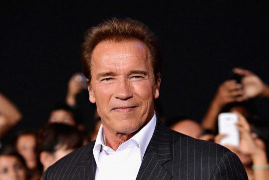 Arnold Schwarzenegger torna in classe nelle vesti di un professore... supereroe