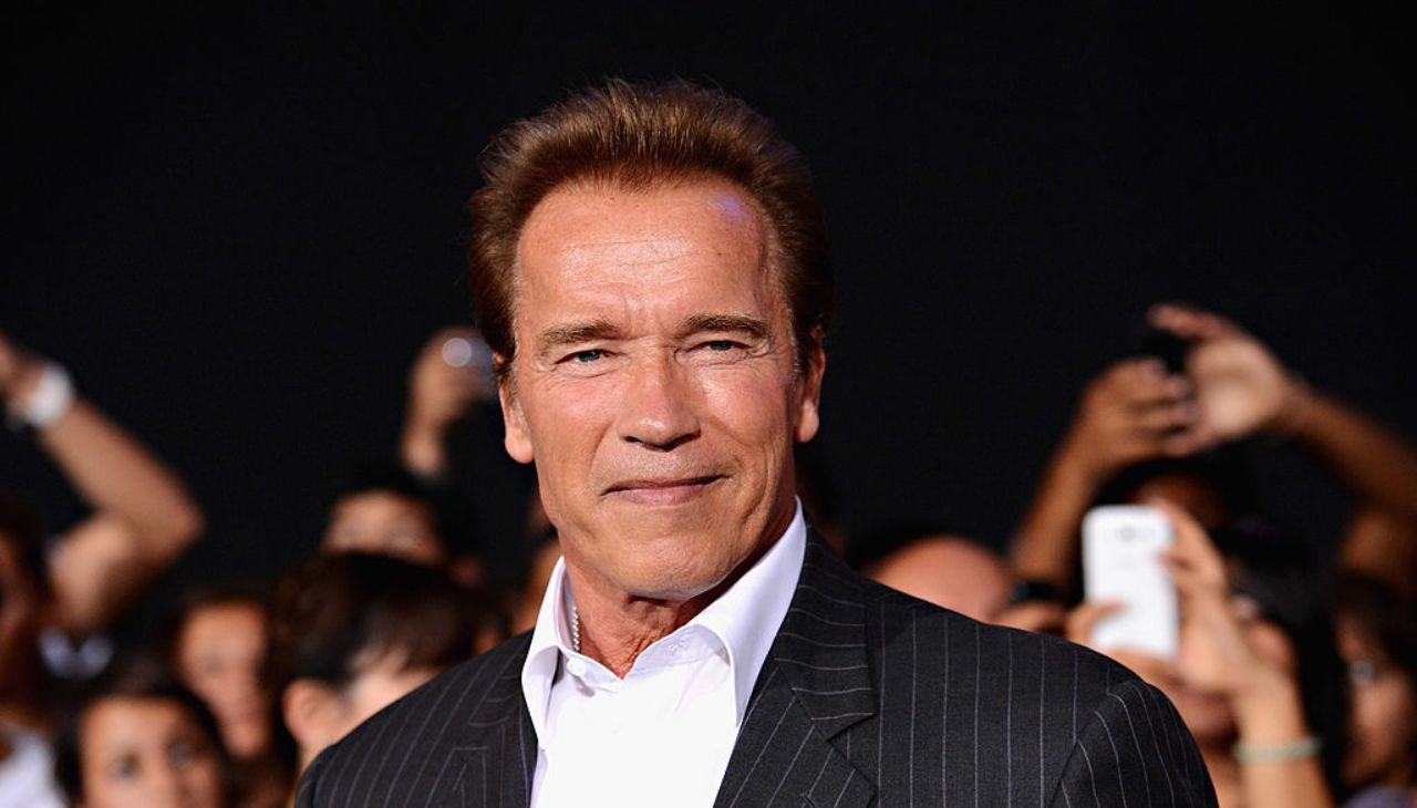Arnold Schwarzenegger (GettyImages)