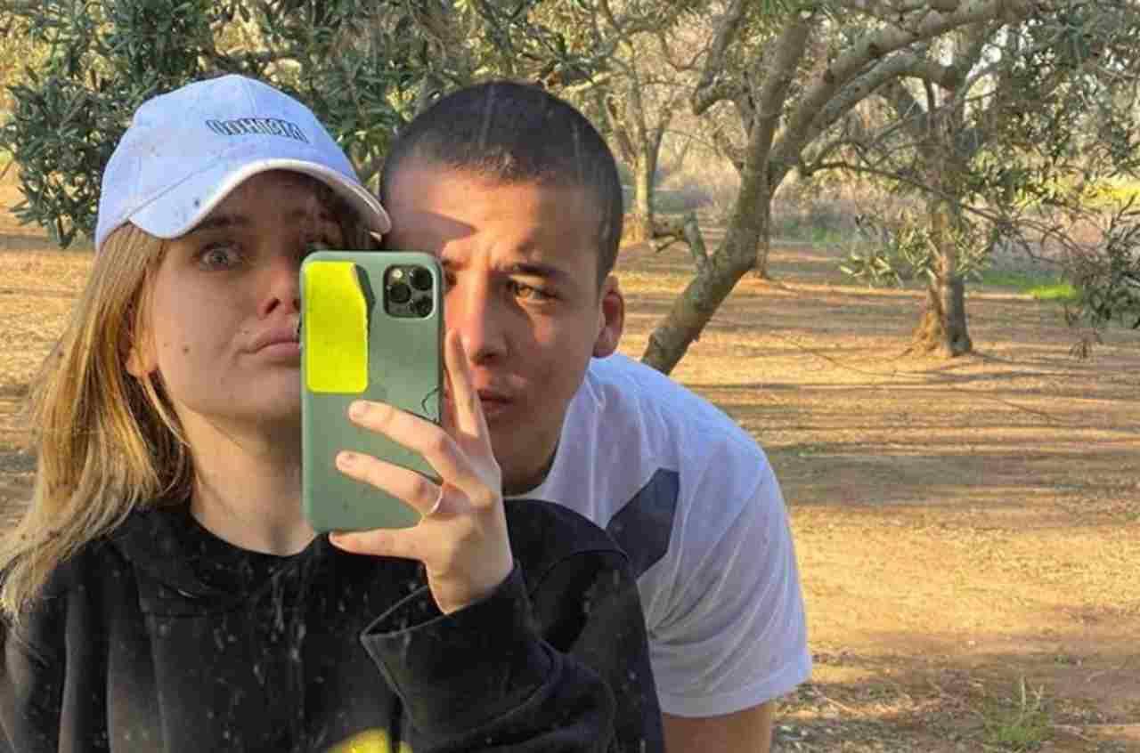Jasmine Carrisi e Alessandro Greco