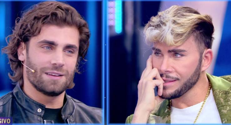 Mario Ermito e Giacomo Urtis