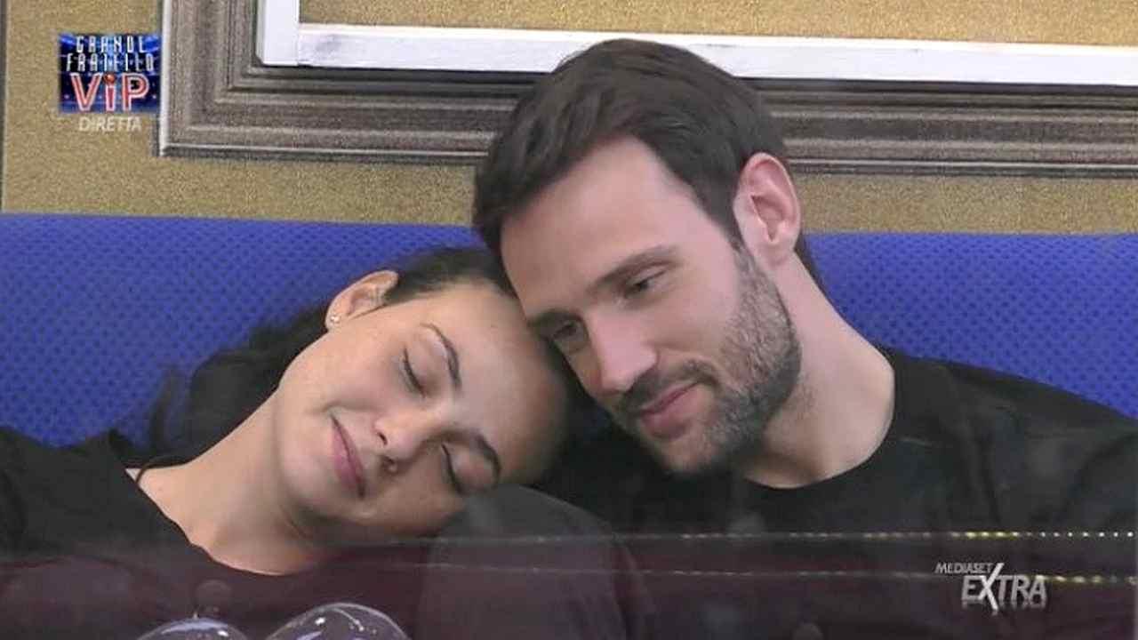 Adua Del Vesco e Andrea Zenga