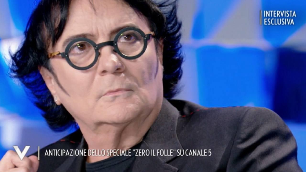 lucy morante ex moglie renato zero