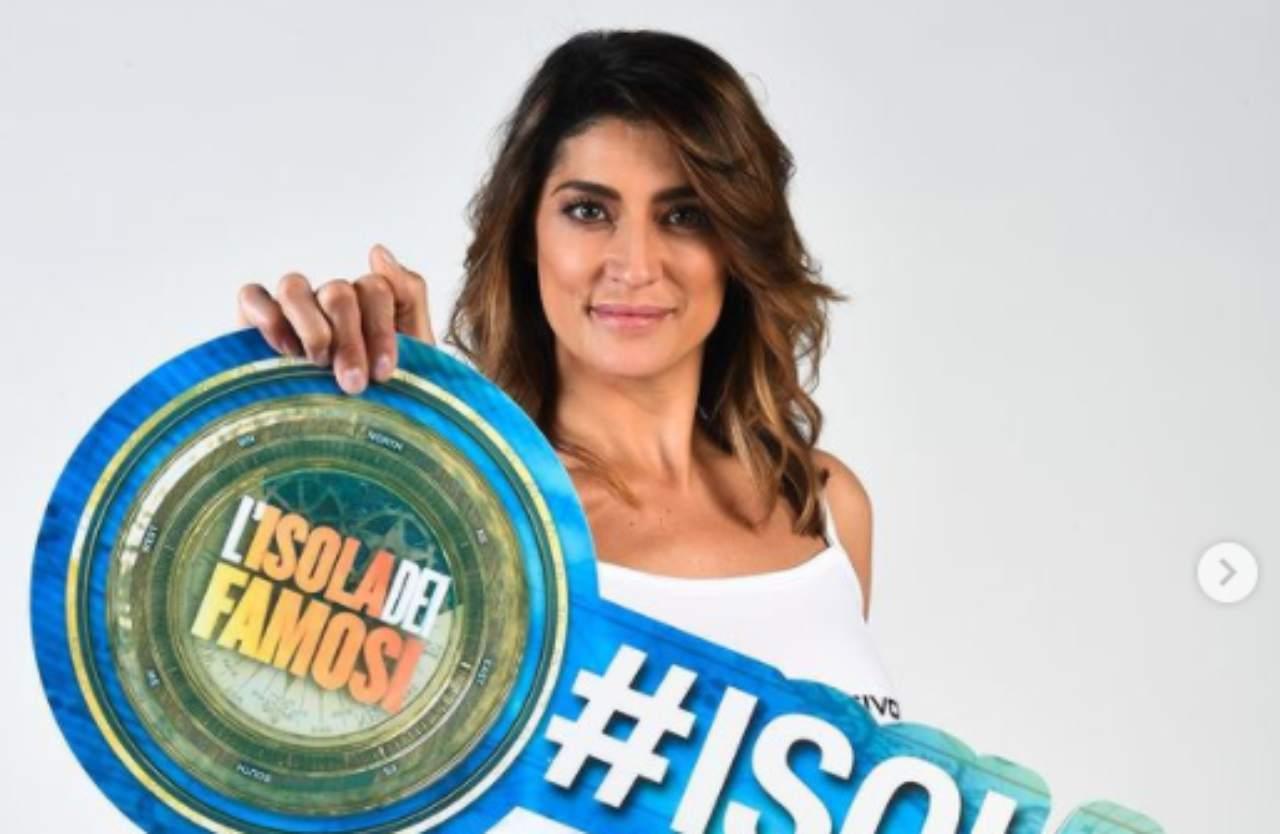 Elisa Isoardi (Instagram)