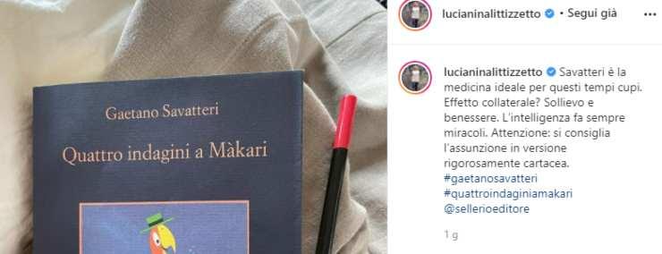 Luciana Littizzetto (Instagram)