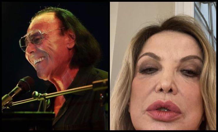 Simona Izzo, il dolore dell'ex Antonello Venditti dopo la separazione