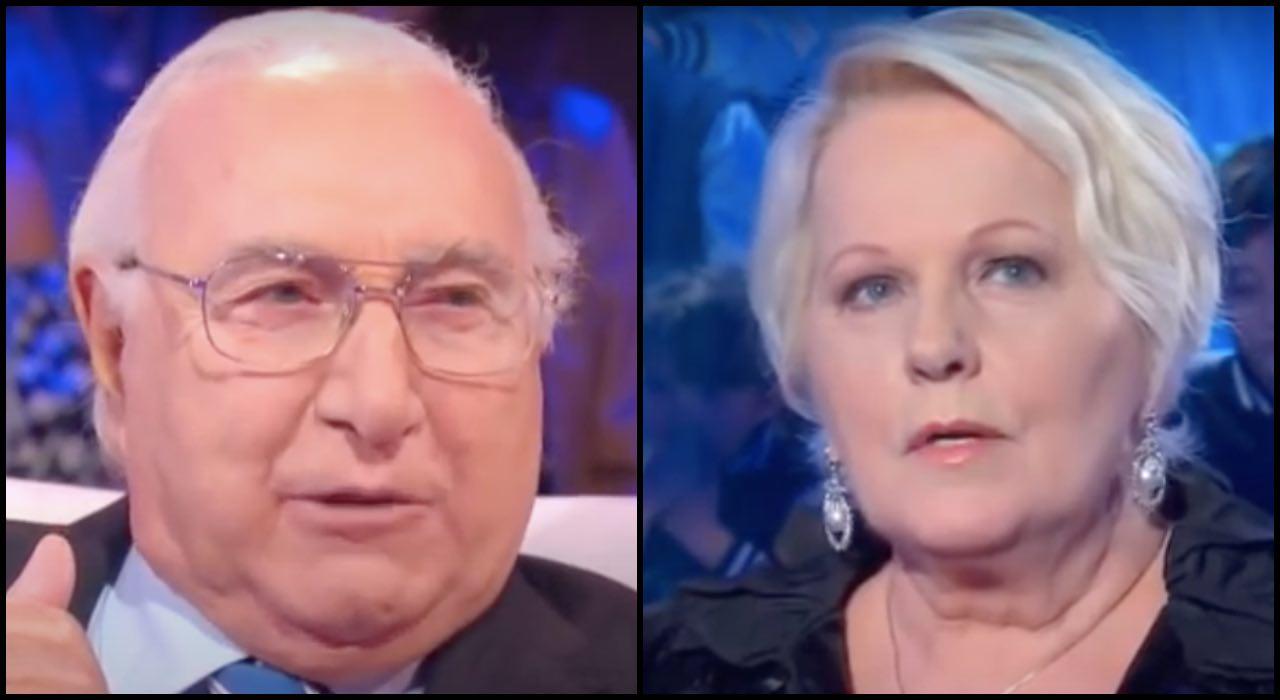 Pippo Baudo e Katia Ricciarelli: dalla fine del matrimonio alla pace