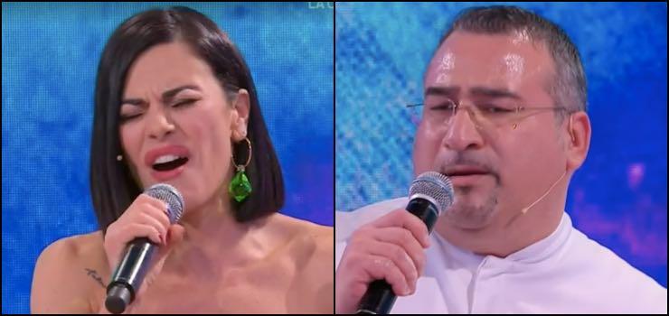 Bianca Guaccero lascia senza parole: l'omaggio al grande della musica