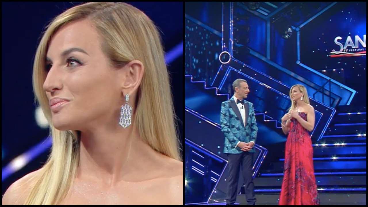 Sanremo 2021, Beatrice Venezi incanta: tutto su look e outfit