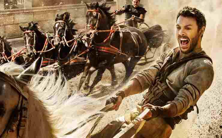 Ben Hur (Scena del film)