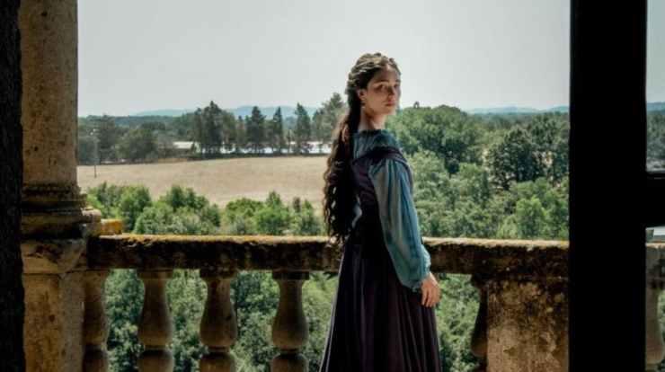 Matilda De Angelis (miniserie - Leonardo)