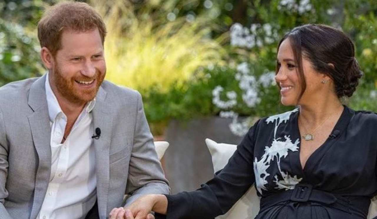 meghan markle harry intervista