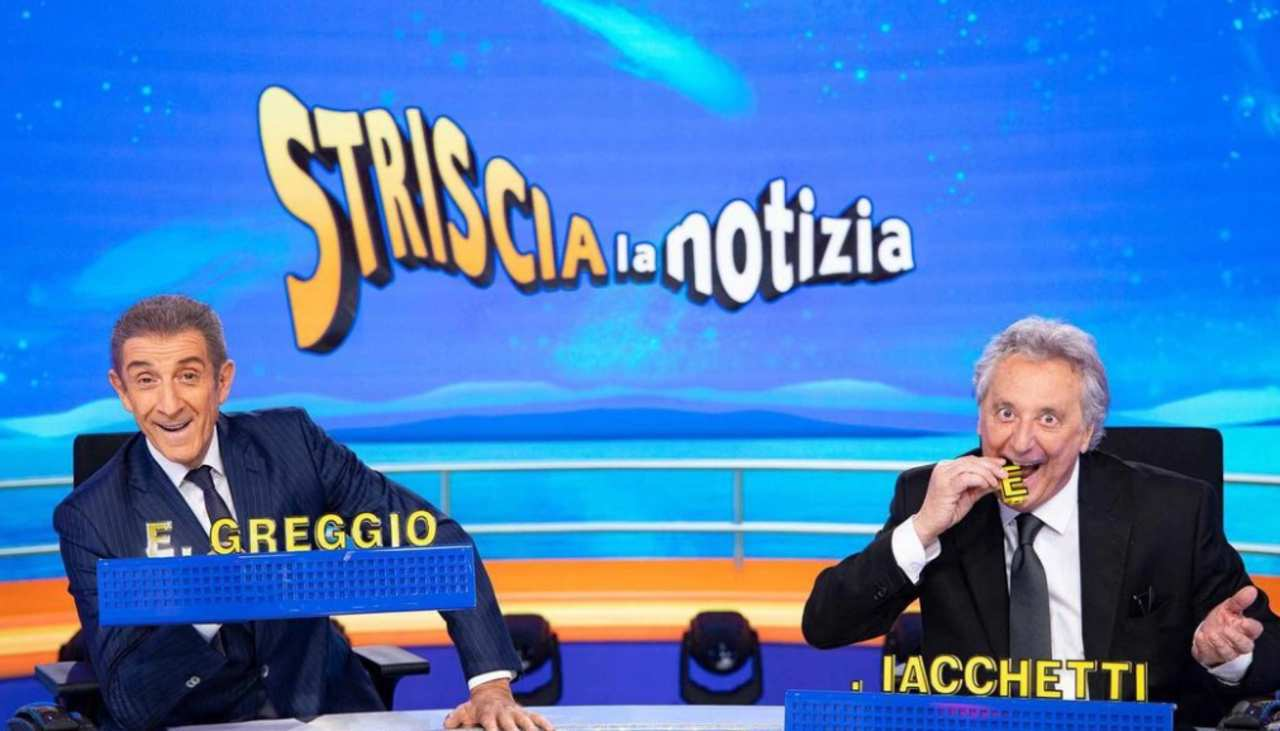 Ezio Greggio ed Enzo Iacchetti