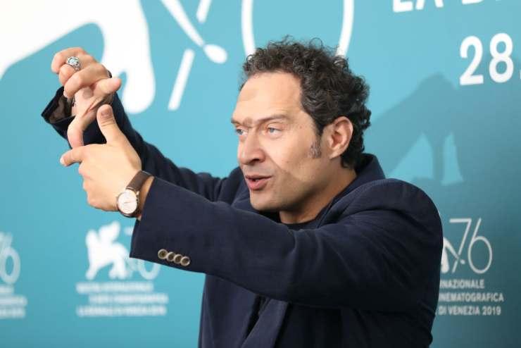 Claudio Santamaria (GettyImages)