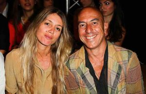 Theodora Bugel e Roberto Ciufoli: simpatico 'segreto' del loro amore