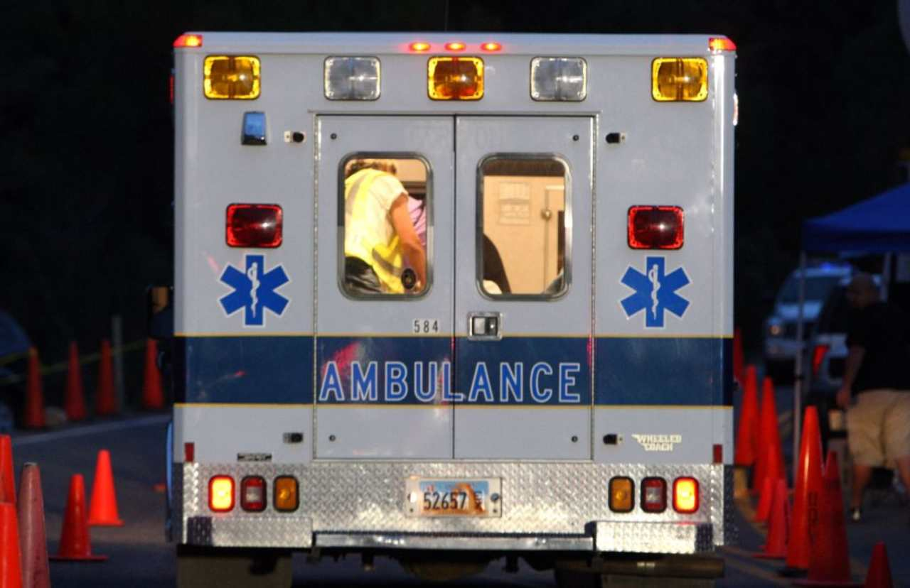 Ambulance (GettyImages)