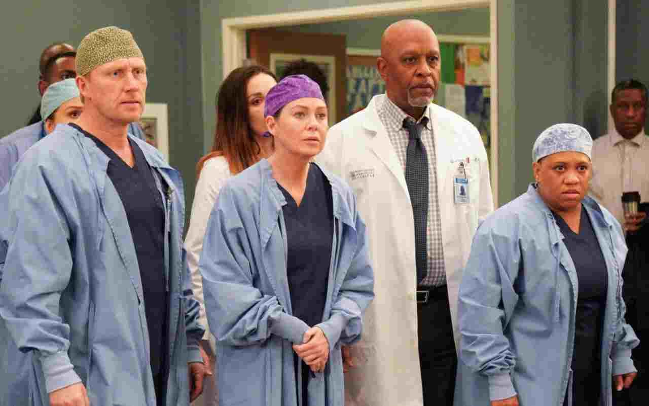 Grey's Anatomy 17