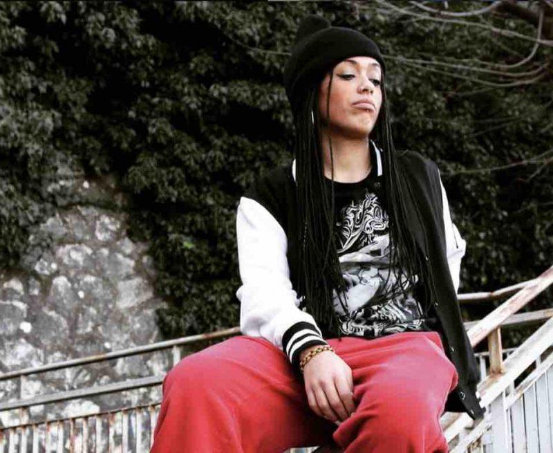 Hip Hop a Cassino con Salimè Jessica Imani (Instagram)