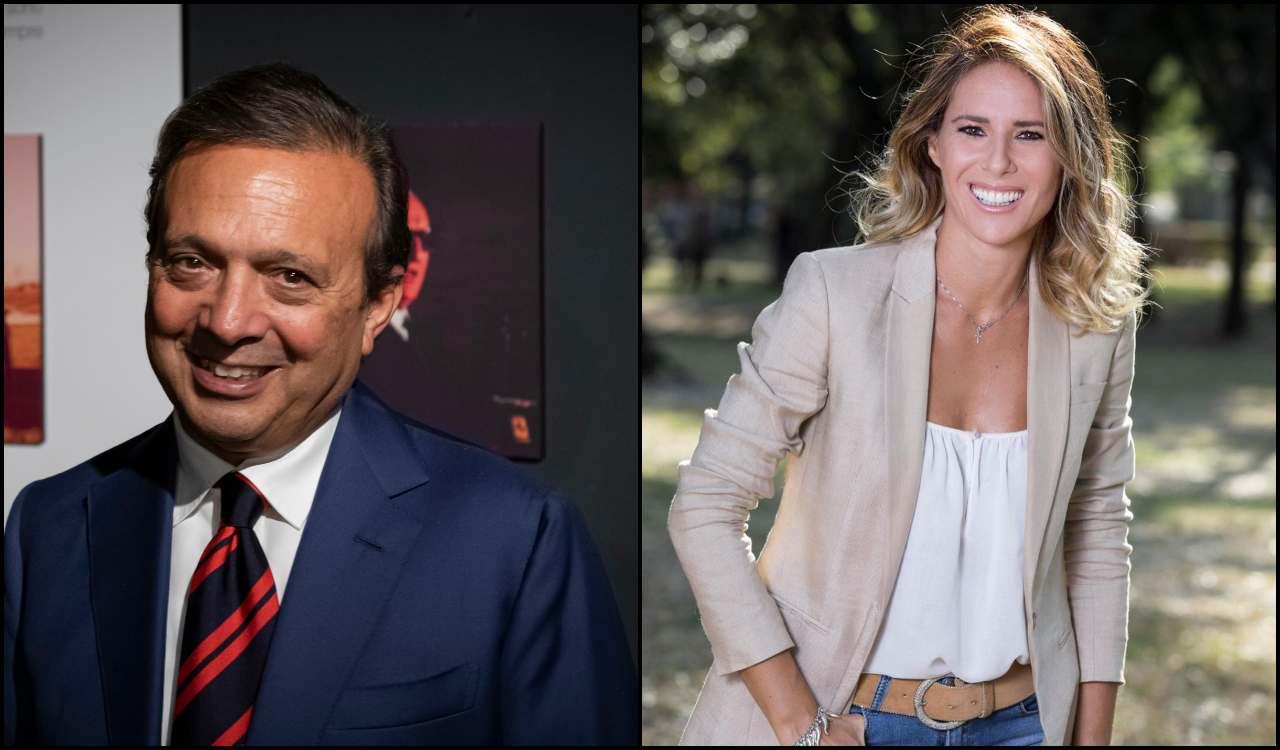 Ingrid Muccitelli ex fidanzato Chiambretti