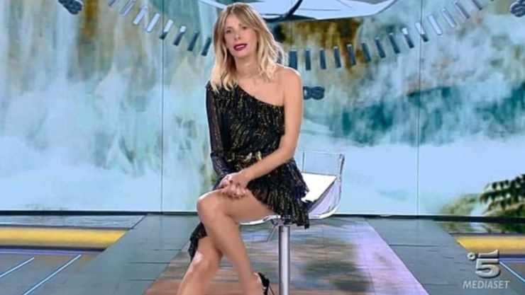Alessia Marcuzzi (Rai)