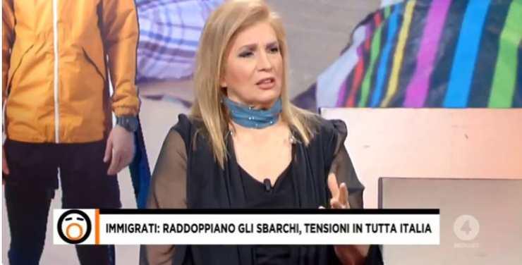 Iva Zanicchi (Rete4)