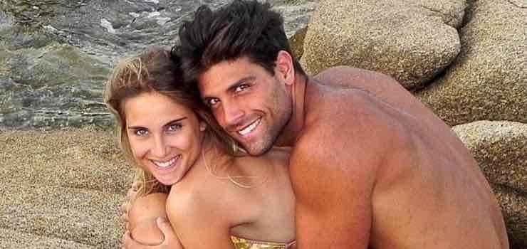 Gilles Rocca, avete mai visto la sua fidanza Miriam? Un vero spettacolo