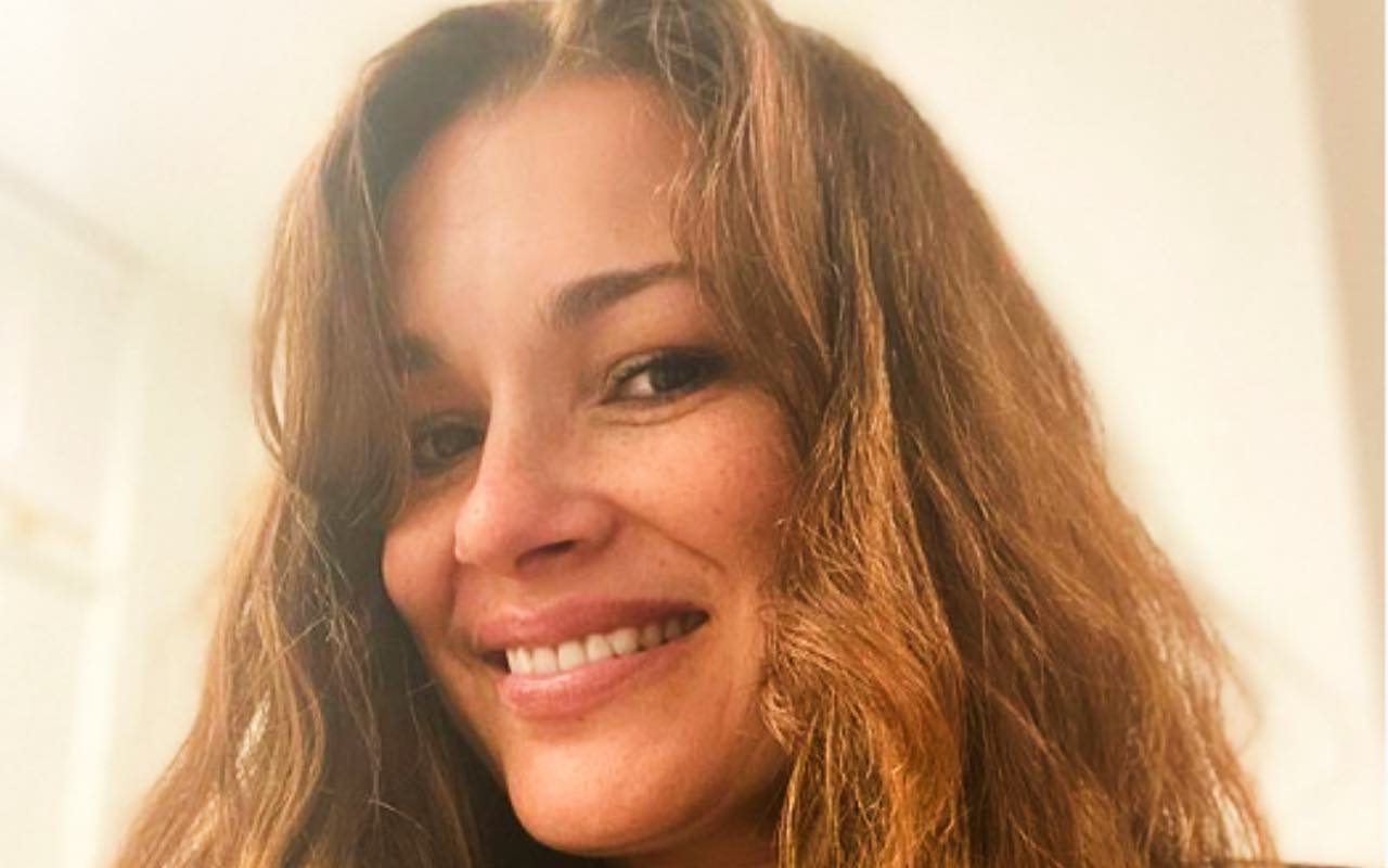Alena Seredova, Buffon cognome pesante per i figli? Le sue parole