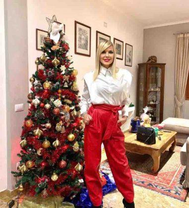 Matilde Brandi, ve la ricordate nei panni di Barbie Girl?