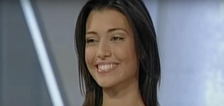 Carlotta Mantovan ve la ricordate a Miss Italia 2001? Un incanto