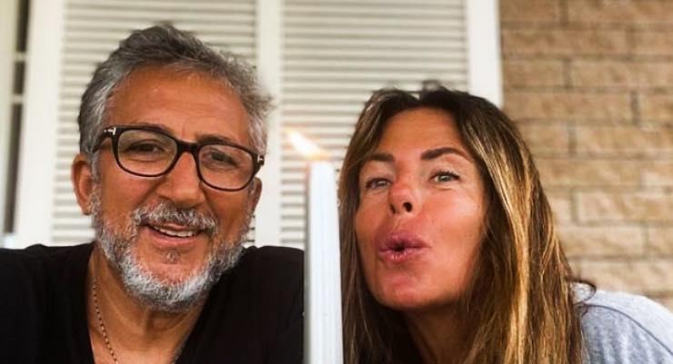 Paola Perego, il segreto della felicità col marito Lucio Presta