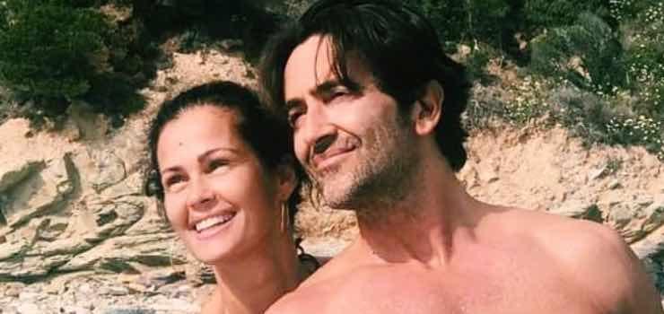 Samantha De Grenet, avete mai visto suo marito Luca Barbato?