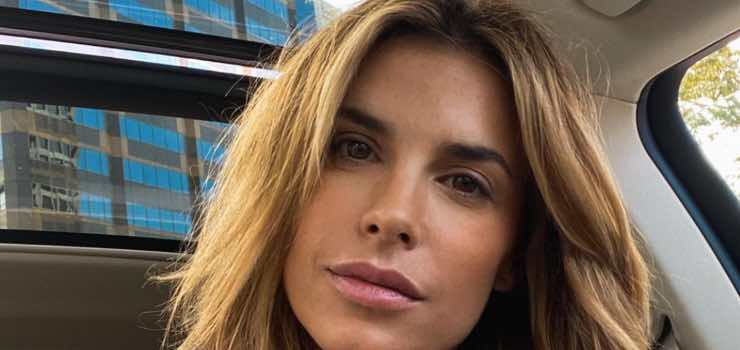 Elisabetta Canalis la 'trasformazione', ma i fan notano un dettaglio