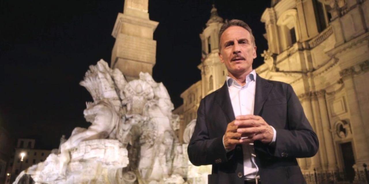 Cesare Bocci (Mediaset)