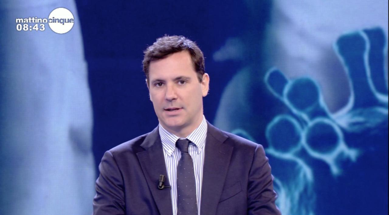 Francesco Vecchi (Mediaset)