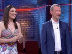 Giovanna Civitillo e Amadeus
