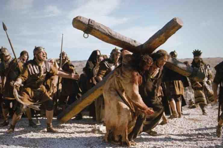 La passione di Cristo (Scena dal Film)