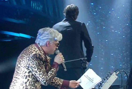 """Bugo a Sanremo: Morgan pubblica la versione completa di """"Le brutte intenzioni"""""""