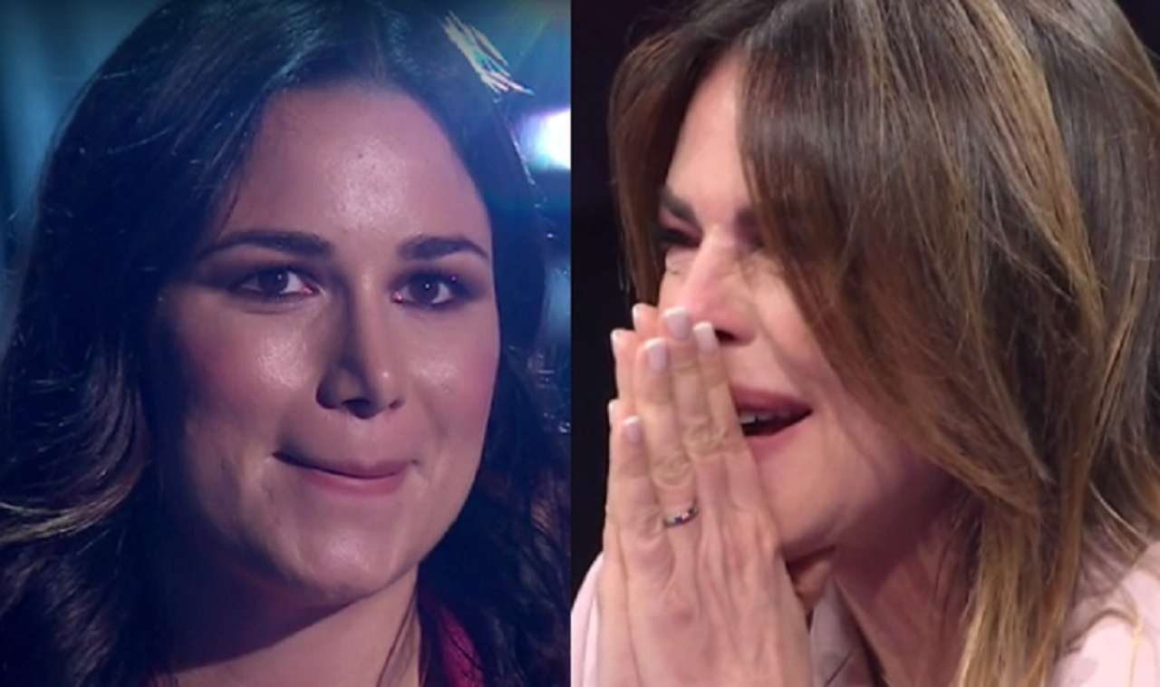 paola perego figlia lacrime