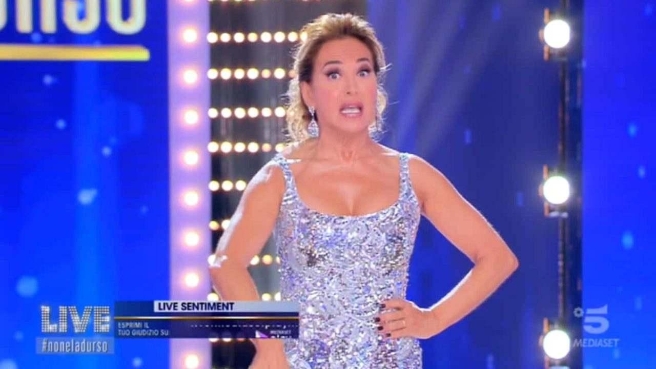 Barbara D'Urso (Mediaset)