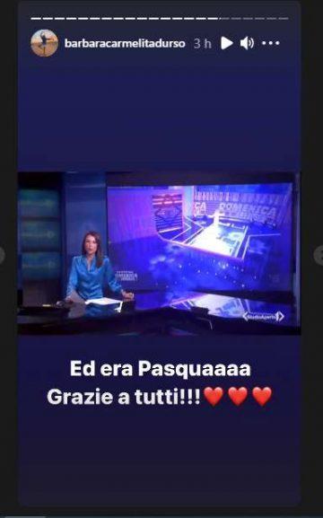 Barbara D'Urso (Instagram)